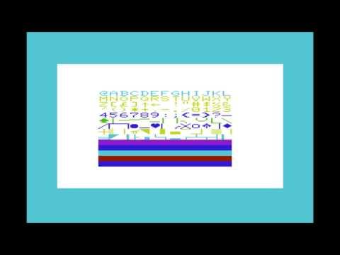 Liner (demo) for the Commodore VIC-20 / Commodore VC-20