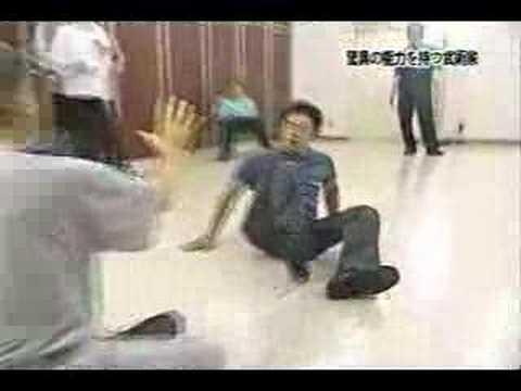 Psychic power, Taichi Chen vs Tekondo, Kung fu