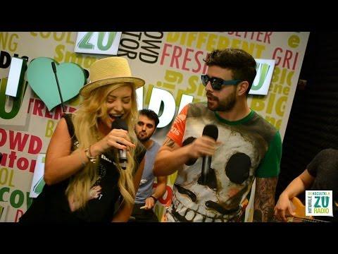Delia si Speak - A lu' Mamaia (Live la Radio ZU)
