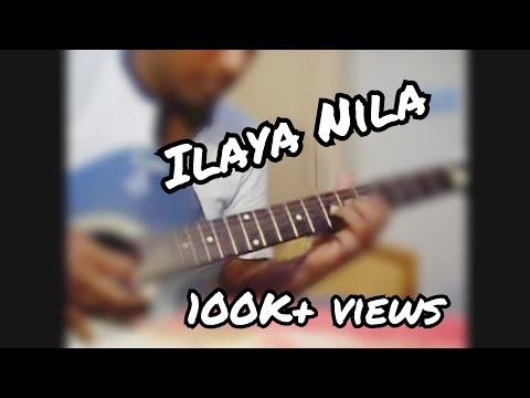 Ilaya Nila Chords And Lead Guitar Cover