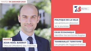 7/8 Politique. Edition du 19 janvier 2021