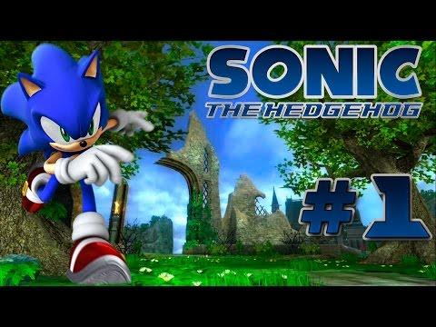 Sonic The Hedgehog 2006 - Прохождение: Часть 1