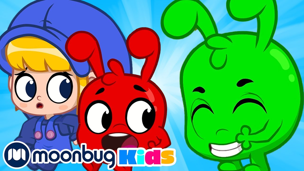 My Magic Pet Morphle - Orphle Scares Morphle!   Full Episodes   Funny Cartoons for Kids