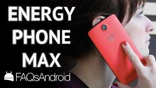 Energy Phone Max: análisis de un móvil bueno, bonito y barato