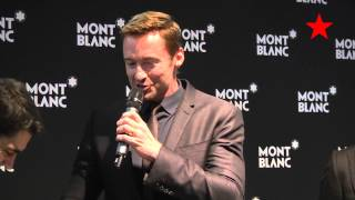 Montblanc introduces Hugh Jackman as their new Brand Ambassador
