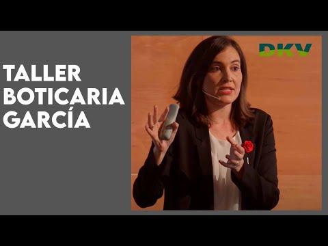 Taller Marian García en TEDxTarragona