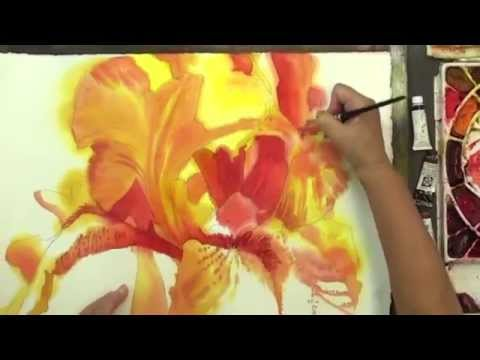 Preview | Watercolor Making Your Mark, Part 6, with Karlyn Holman