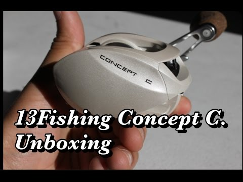 13 Fishing Concept C. Unboxing & Overview