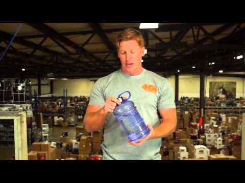 Product Review of the New Wave, 2 Liter Water Bottle