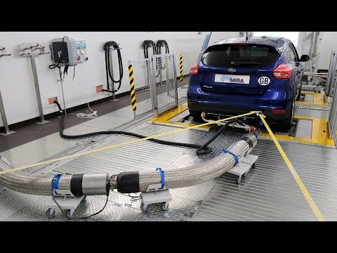 Advanced Emissions Test Centre (AETC) Tour