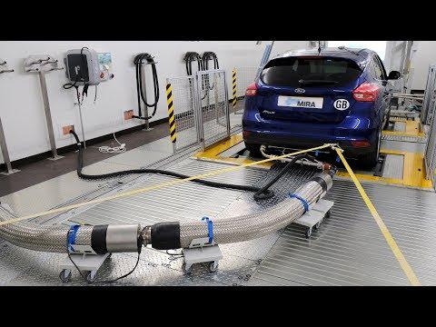 Advanced Emissions Test Centre (AETC) Tour