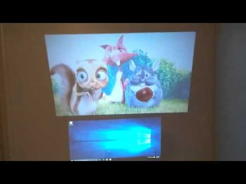 cheap led projector 1080p review