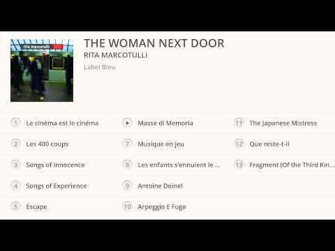 Rita Marcotulli - The Woman Next Door