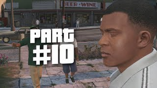 Grand Theft Auto 5 Gameplay Walkthrough Part 10 - The Long Stretch (GTA 5)