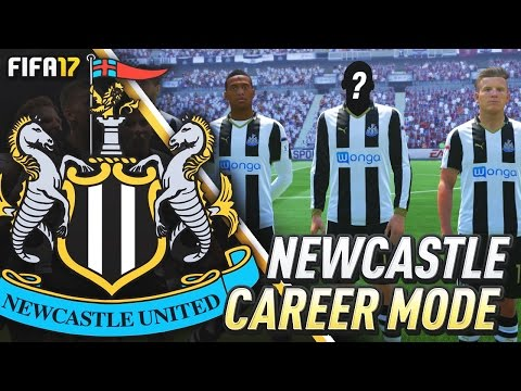 TRADING MITROVIC FOR A SUPERSTAR!!! FIFA 17 Newcastle United Career Mode #9
