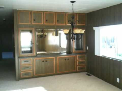 for sale nice 2 bedroom 2 bath mobile home in so san jose ca youtube. Black Bedroom Furniture Sets. Home Design Ideas
