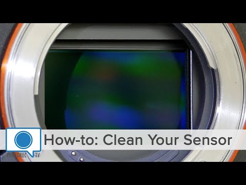 How To: Clean Your Camera Sensor