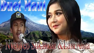Download lagu Nyenyep Sukandar - Lala Atila - Cinta Tak Terpisahkan-New Saxena-Live Studio Baraka Musik Indonesia