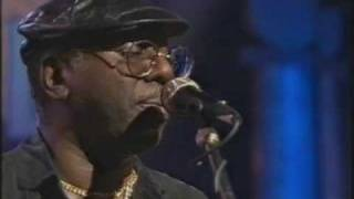 Curtis Mayfield - Pusherman - Billy Jack (live)