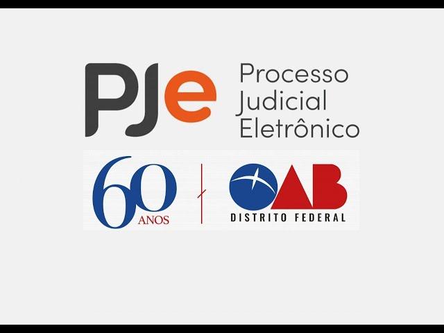 Peticionando em Processo existente PJE