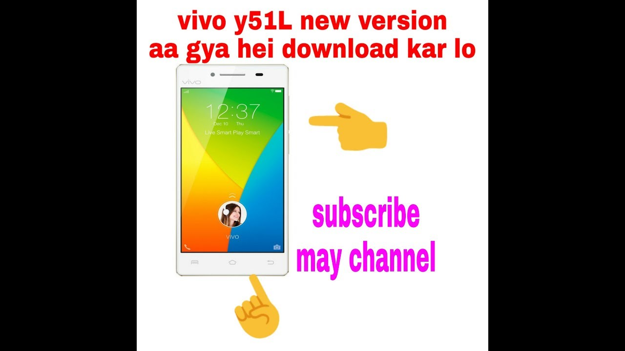 👉Big update on Vivo (y51L) new version LTE (to) volte