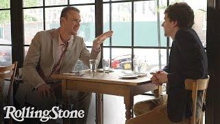 Jason Segel and Jesse Eisenberg Talk Life, Death & Summer Camp