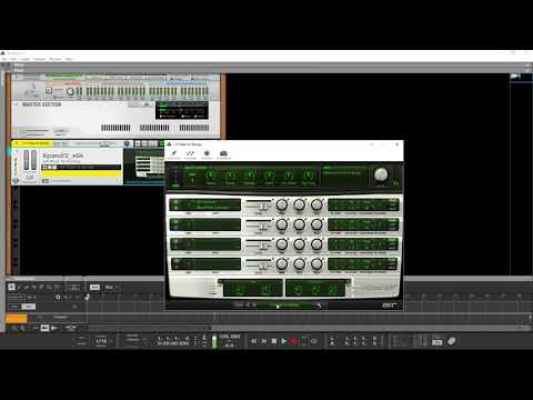 VST instruments freezing the plug in window Reason 10 - ReasonTalk com