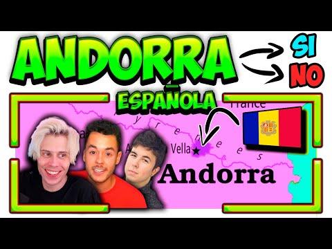 ¿Por Qué Existe Andorra? 👥 ¿Tiene 2 Príncipes?