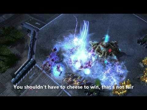 GUILTY CONSCIENCE (Eminem & Dr. Dre StarCraft 2 Parody)