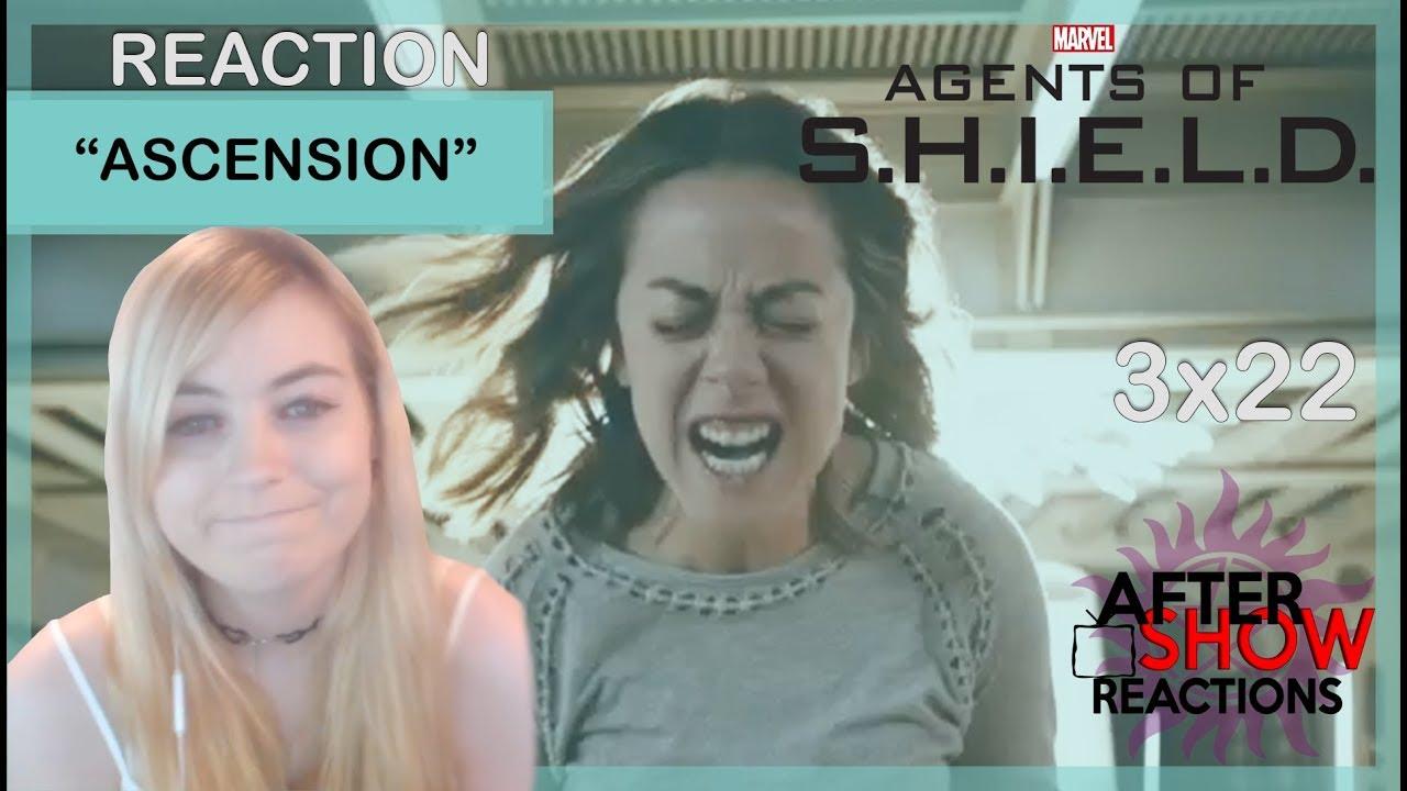 "Download Marvels Agents Of SHIELD 3x22 - ""Ascension"" Reaction Part 1(Finale)"