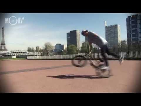 MATTHIAS DANDOIS : Freestyle BMX @ Mouv' / Radio France
