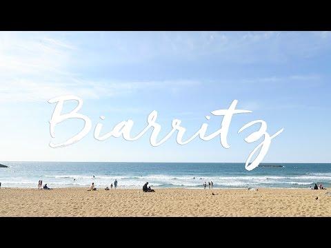 Biarritz  Travel Diary