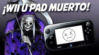 ¡Cuidado Wii U Pad muerto!
