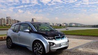 BMW i3 REx 有增程不怕沒電不能動【Auto Online 汽車線上 試駕影片】