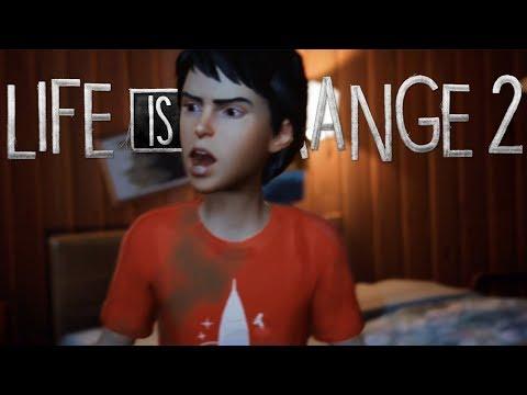 ОН ВСЕ УЗНАЛ ! : Life Is Strange 2