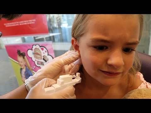 Painful Ear Piercing