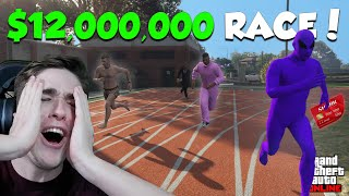 If You Win You Get $8,000,000 - GTA Online Challenge