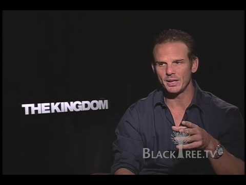 THE KINGDOM -- PETER BERG INTERVIEW