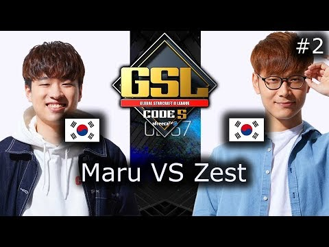Maru VS Zest - Mapa 2 - TvP - FINAL - GSL Code S 2018 Season 2 - polski komentarz