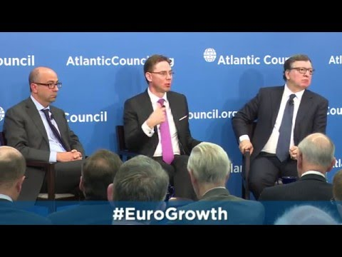 A Road Map for European Growth with European Commission VP Jyrki Katainen