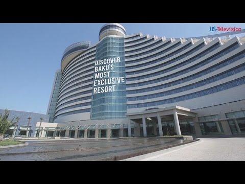 US Television - Azerbaijan - Jumeirah Hotel