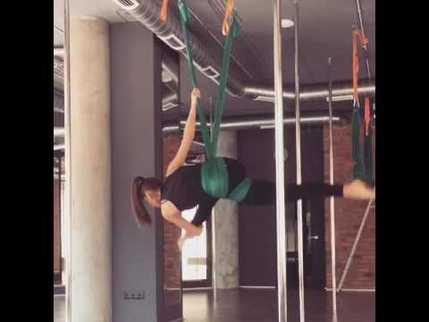 Fly yoga, sky yoga, antigravity yoga, antigravity fitness, hammock