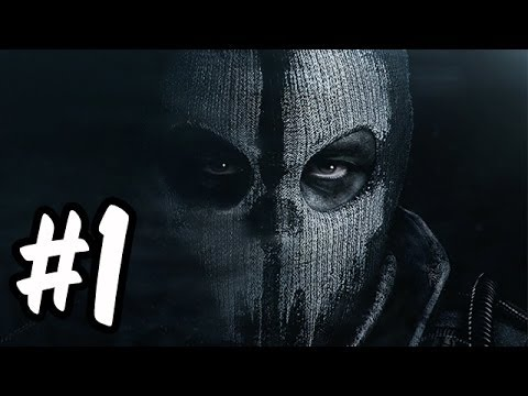 CALL OF DUTY: GHOSTS #001 - Odins Höllenfeuer [HD+] | Lets Play Call of Duty: Ghosts