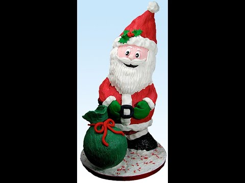 giant-chocolate-santa-figure-christmas-cake-decorating-video-tutorial-pt-6