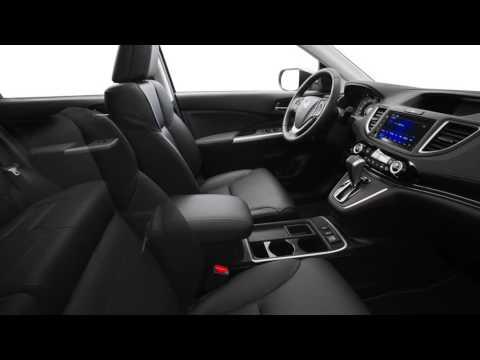 2016 Honda CR-V's HondaLink | Bradenton