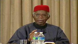 An Evening with Chinua Achebe