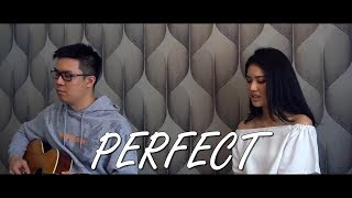 Ed Sheeran - Perfect (Cover by Devin & Karen)