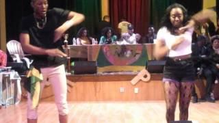 Buffalo State College Dancehall King & Queen Winners 2014