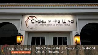 Circles In The Wind Amish Furniture | Chesterton, Indiana | Furniture Store