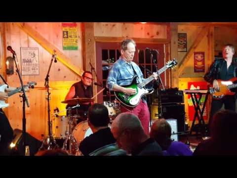 Richard Lloyd Band - Marquee Moon 10/01/16 @ Daryl's House, Pawling, NY